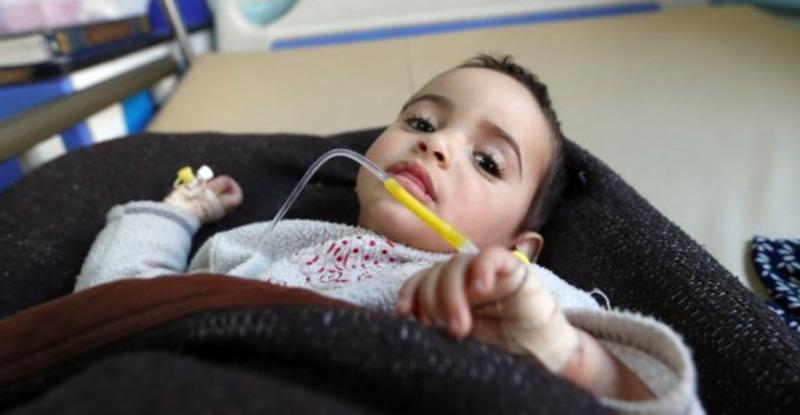 ВООЗ Ємен вразила епідемія холєри