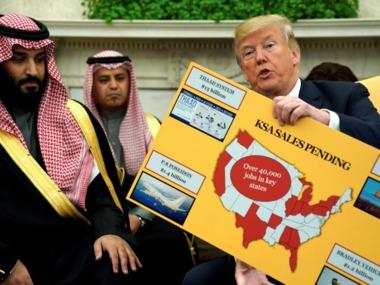 """Адміністрація президента США планують """"арабське НАТО"""""""