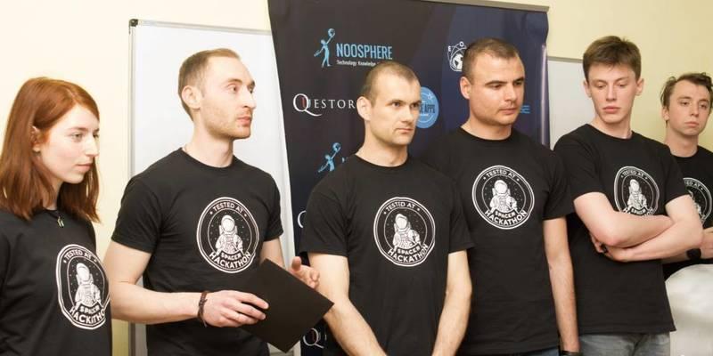 Українська команда потрапила у ТОП-10 на конкурсі NASA