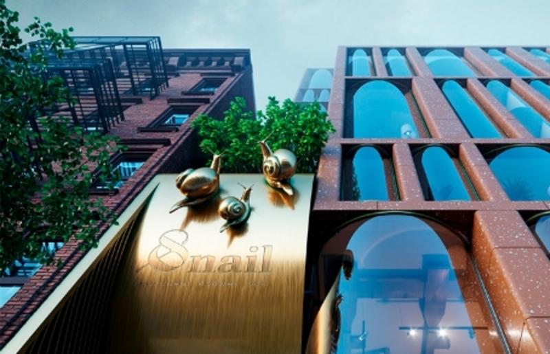 У Нью-Йорку з'явиться будинок-равлик за проектом українських архітекторів