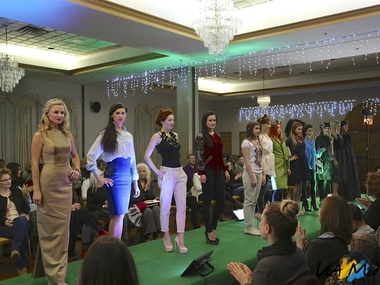 Ukrainian Fashion Show -2014 in Chicago