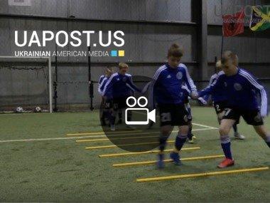 Дитяча футбольна школа в Чикаго