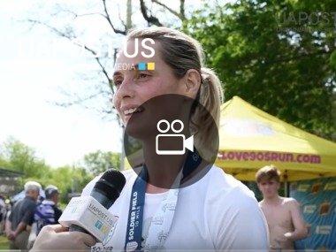 Українці взяли участь у марафоні до Дня Пам'яті